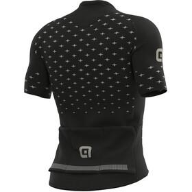 Alé Cycling PRR Stars SS Jersey Men, negro/gris